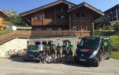 Stage Juniors, à la découverte des Alpes